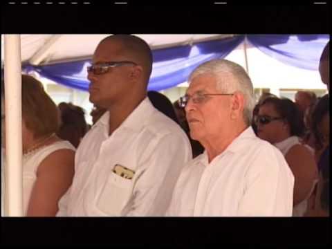 Catholic Bishop Christopher Glancy Prays Pointedly For Belize