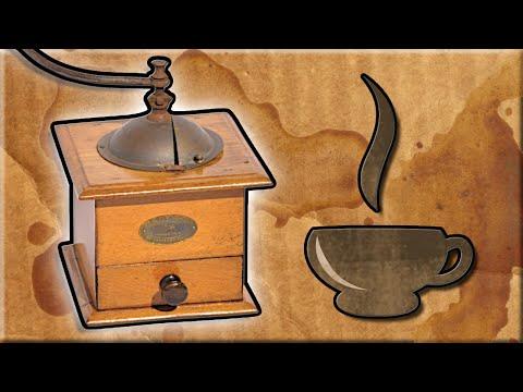 Les DIFFÉRENTS MOULINS à CAFÉ ! - [VIDE-GRENIER]