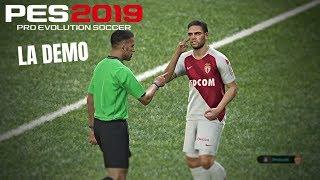 PES 2019 - PREMIER MATCH / AVIS