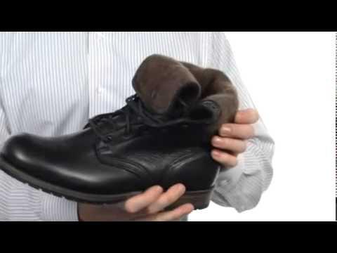 26635f11a2b Vintage Shoe Company Ian Boot SKU  8030822 - YouTube