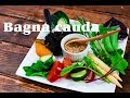 プロが教える バーニャカウダソースの作り方 【Bagna cauda】