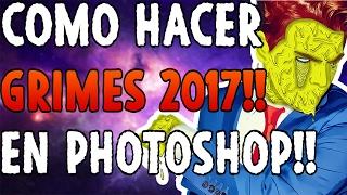 Como Hacer Grimes 2017 | TUTORIAL!!
