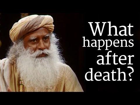What Happens After Death? | Sadhguru