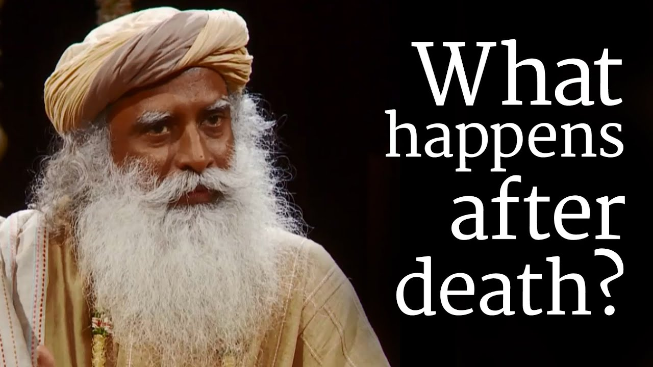 What happens after death? | Sadhguru
