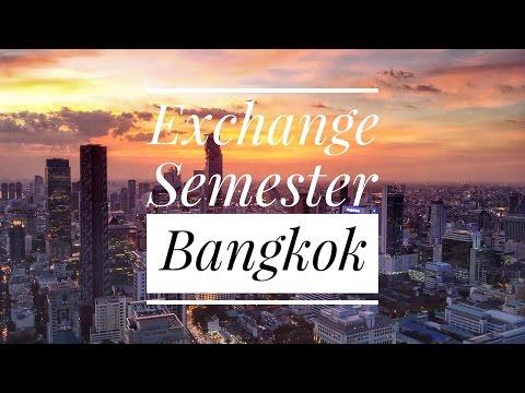 Bangkok   Exchange Semester   2016