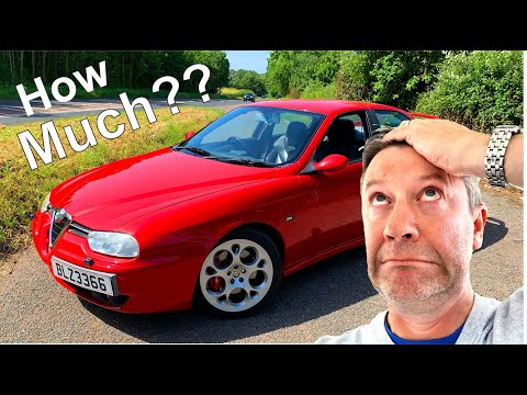 Everything That's Wrong With My Alfa Romeo 156!