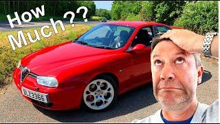 Alfa Romeo 156 Videos