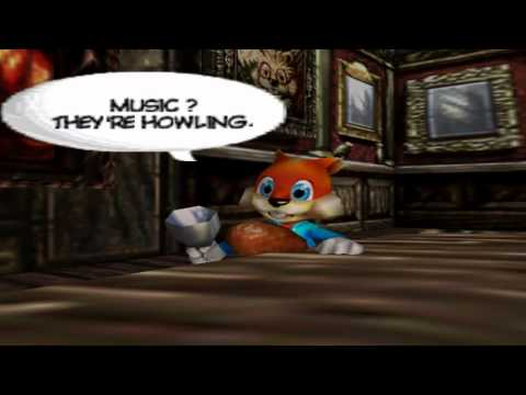 Let's Play Conker's BFD - Part 12 (Spooky 01)