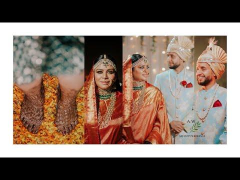 Ashmi & Divyang Wedding Highlight 2020, Beautiful Couple , Cinematic Wedding Highlights.