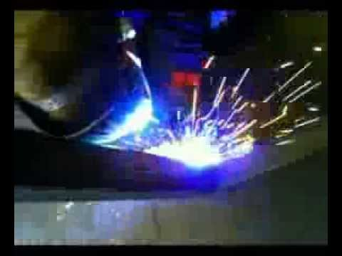 the whippet beans - 'the welder' (master of mig) (the welding song)