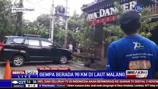 Gempa Berkekuatan 6,7 Magnitudo Guncang Malang