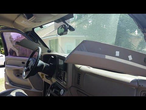 How to fix Chevy Silverado A Pillar