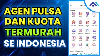 AGEN PULSA DAN KUOTA TERMURAH SE INDONESIA screenshot 1