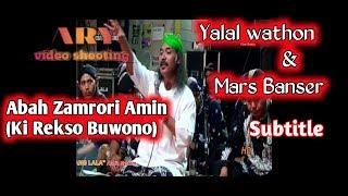 Gambar cover Abah Zamrori Amin-Tikus Pithi ,Yalal Wathon-Mars Banser-Sorban Beraksi