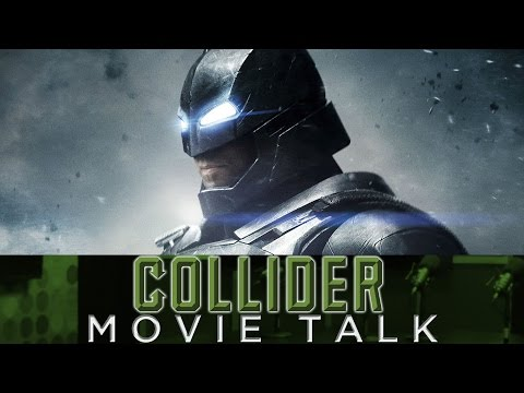 Collider Movie Talk - Zack Snyder Wants Ben Affleck To Direct Batman Solo Movie