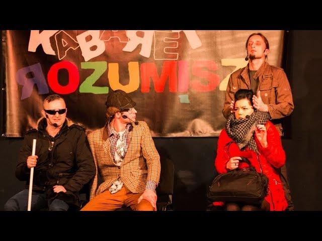 Kabaret Rozumisz rozbawił ostrowską publiczność
