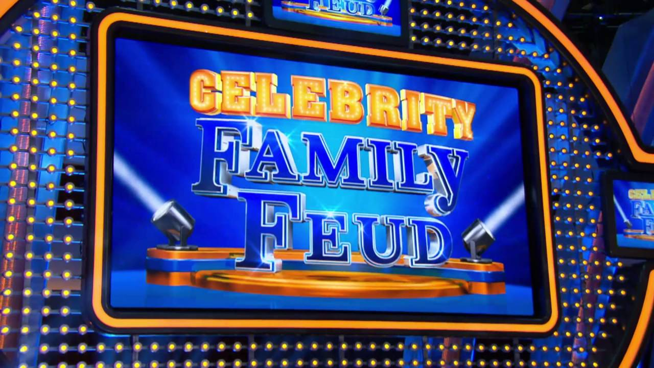 Family Feud 2 - Family Feud superhero edition! Who's your ...