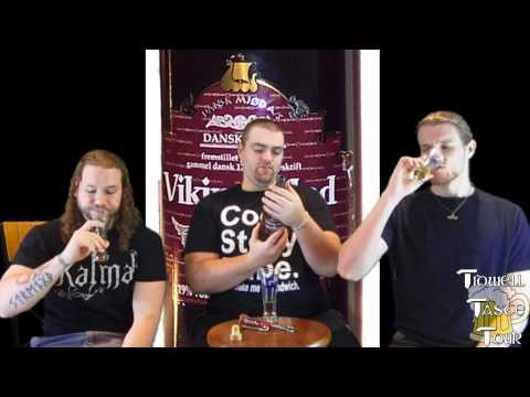 Viking Blod Mead Honey Wine Review (Billund, Denmark)