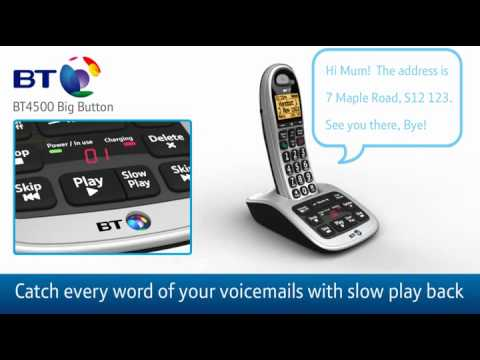bt-4500-cordless-phone-review---big-button-and-nuisance-call-blocker