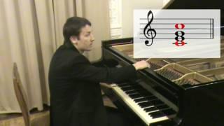 Уроки игры на пианино #10 Обращения интервалов, трезвучий и аккордов!