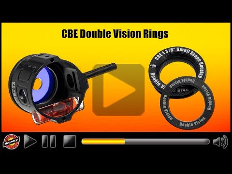 CBE Double Vision Lens Retaining Rings