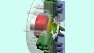 豊和工業ツーアンドスリーH023M動作2爪 mpeg4