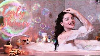 Rutina de baño/ Rizos Perfectos