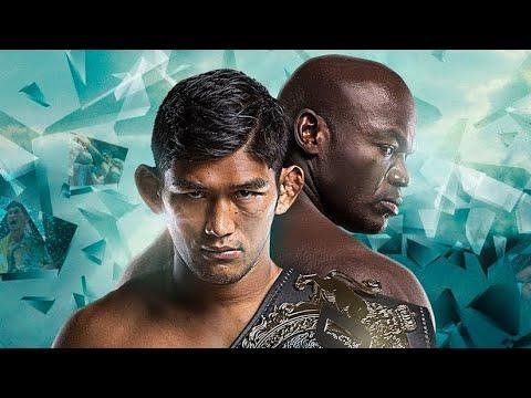 Aung La N Sang vs. Alain Ngalani | Open Weight Super-Fight
