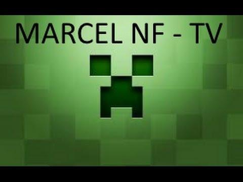 minecraft mit marcel nf tv folge 1 hausbau tipps und tricks youtube. Black Bedroom Furniture Sets. Home Design Ideas