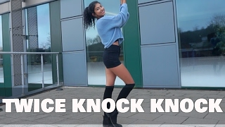 figcaption Twice (트와이스) Knock Knock - dance cover