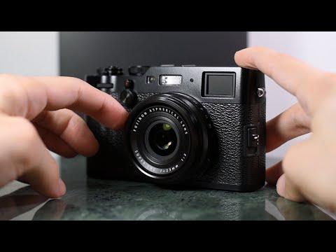 Fujifilm X100F Camera Review