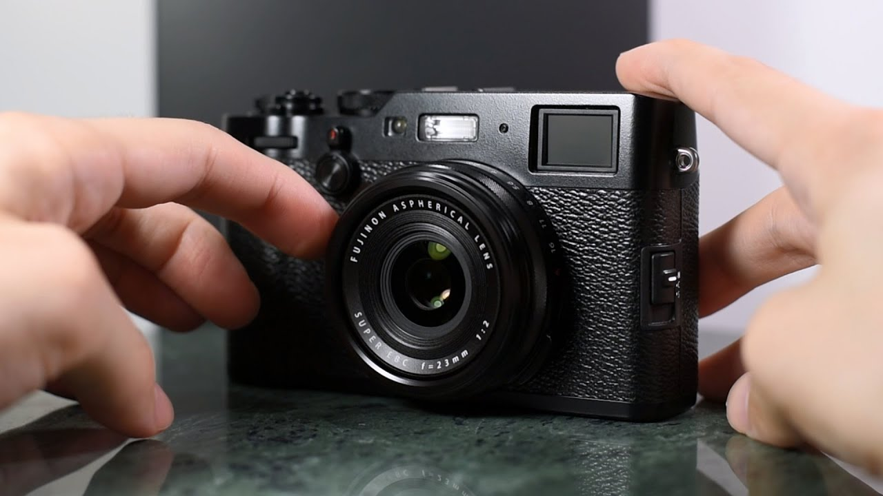 Fujifilm X100F Camera Review