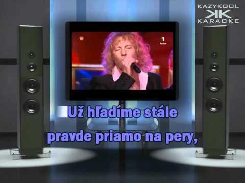 PETER NAGY-Aj tak sme stále frajeri DEMO Karaoke