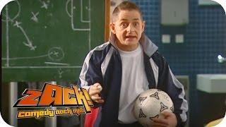 Fußball-Coach