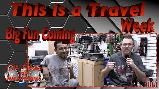 This is a Travel week Big fun coming  Facebook Live Show Episode 111