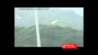 MINIMOA Model Motor Glider / Aeromodel motoplanor