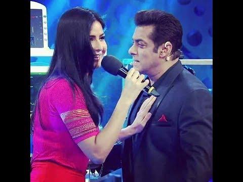 Jag Ghumiya. Thaare Jaisa Na Koi ❤️. Salman Khan And Katrina Kaif In Voice India Show