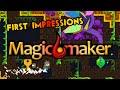 First Impressions: Magicmaker