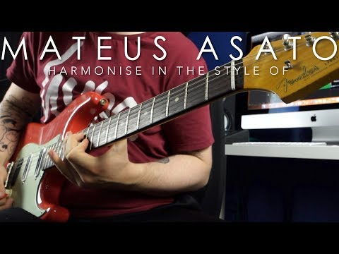 Harmonise Your Lead Lines like Mateus Asato