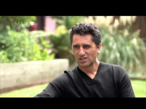 Exclusive: Cliff Curtis reveals what it feels like to play a Māori hero fighting zombies