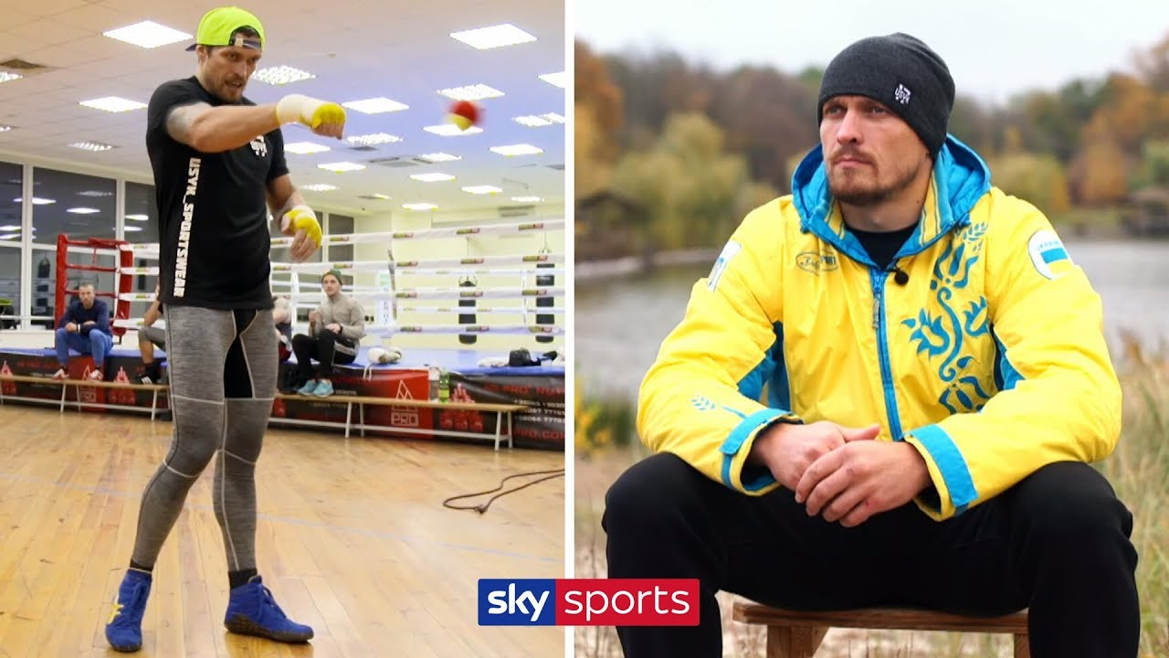 The man to beat Tony Bellew AND Anthony Joshua? | Oleksandr Usyk: Undisputed | Full documentary