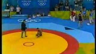 Satiev vs Laliev - 2004 Olympic Finals