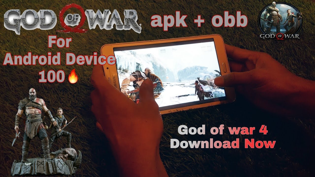 download god of war android apk obb