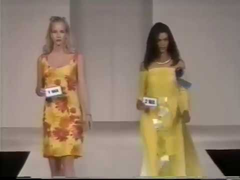 SMC's LA Mode Fashion Show: 1998