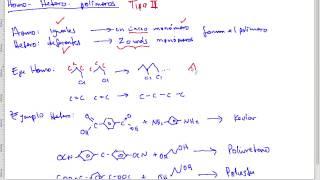 Homopolimeros y Heteropolimeros