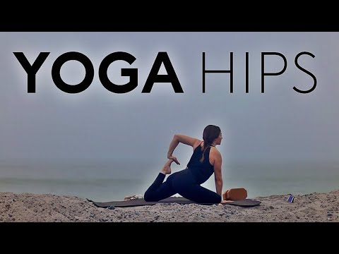 45 Minute Yoga For Flexibility (Hip Stretch) | Fightmaster Yoga Videos