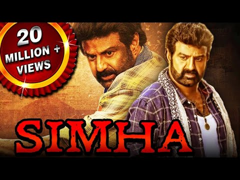 Download Simha Telugu Hindi Dubbed Full Movie   Nandamuri Balakrishna, Nayanthara, Sneha Ullal
