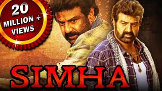Simha Telugu Hindi Dubbed Full Movie | Nandamuri Balakrishna, Nayanthara, Sneha Ullal