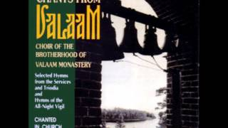 Valaam Monastery Choir - Chants from Valaam (Full Album)