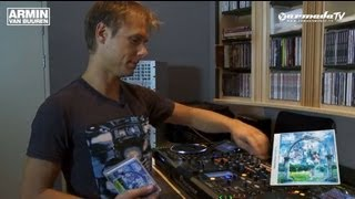 Armin van Buuren previews CD1 of his new album